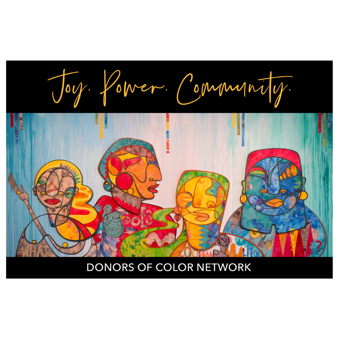 Donors of Color Initiative